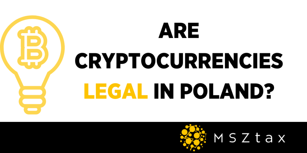 Are cryptos legal in Poland