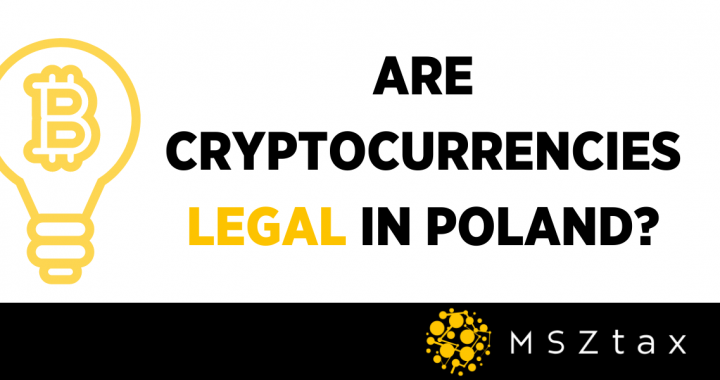 Are cryptocurrencies legal in Poland