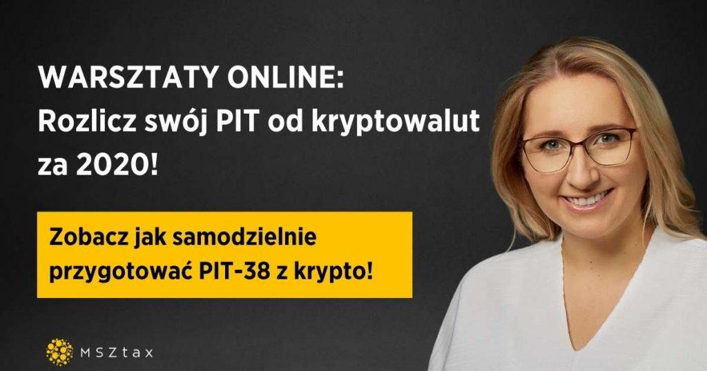 Jak rozliczyć PIT-38 z kryptowalut