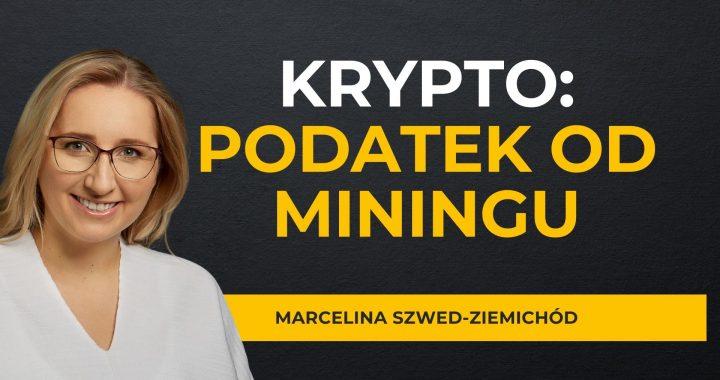 mining - podatek od miningu